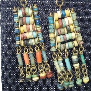 Jewelry - Vintage Beaded Earrings